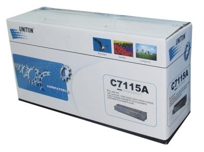 Картридж для HP LaserJet 1000 1005w 1200 1220 3300 3310 3320 3330 3380 mfp c7115a 15a (2500 страниц) - Uniton