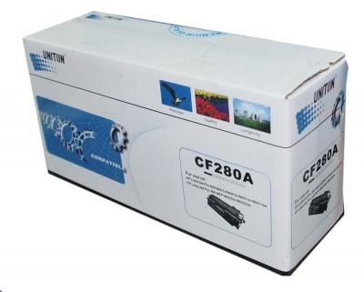 Картридж для hp laserjet pro 400 m401a m401d m401n m401dn m401dne m425dn m425dw mfp cf280a 80a (2700 страниц) - Uniton