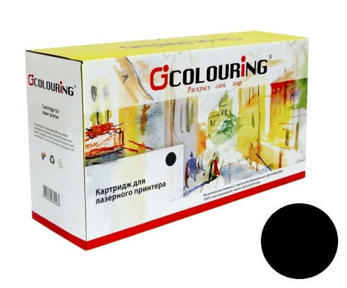 Картридж для Samsung ml-1010 ml-1020 ml-1210 ml-1220 ml-1250 ml-1430 (3000 страниц) - Colouring