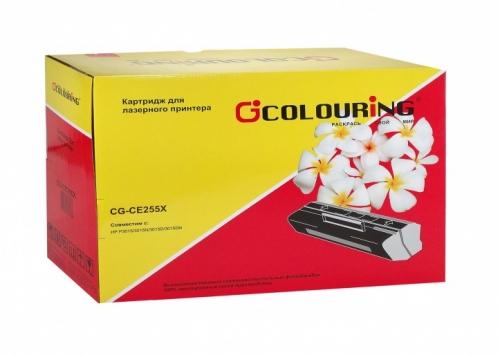 Картридж для hp laserjet m525c m525f m525dn p3015 p3015d p3015dn p3015x pro m521dn m521dw mfp ce255x 55x (12500 страниц) - Colouring