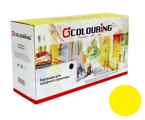 Картридж для hp laserjet pro 400 color m475dn m475dw m475nw m476dn m476dw m476nw mfp cf382a 312a yellow желтый (2700 страниц) - Colouring