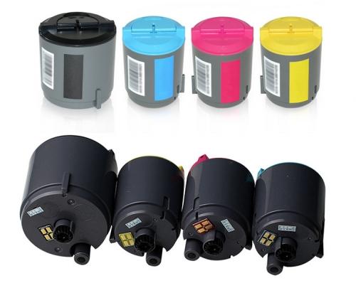 Картридж для Samsung CLP-300 CLP-300N CLX-2160 CLX-2160N CLX-3160N CLX-3160FN CLP-M300A Magenta пурпурный (1000 страниц) - Uniton