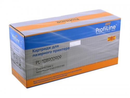 Картридж для Xerox phaser 3140 3155 3160 3160b 3160n (2500 страниц) - ProfiLine
