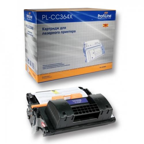 Картридж для hp laserjet p4010 p4015n p4015dn p4015x p4510 p4515n p4515x cc364x 64x (24000 страниц) - ProfiLine