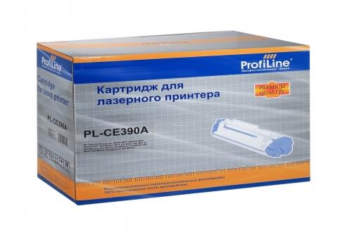 Картридж для hp laserjet Enterprise 600 m4555 m4555h m4555fskm mfp m601n m601dn m602n m602dn m602x m603n m603dn m603xh ce390a 90a (10000 страниц) - Profiline