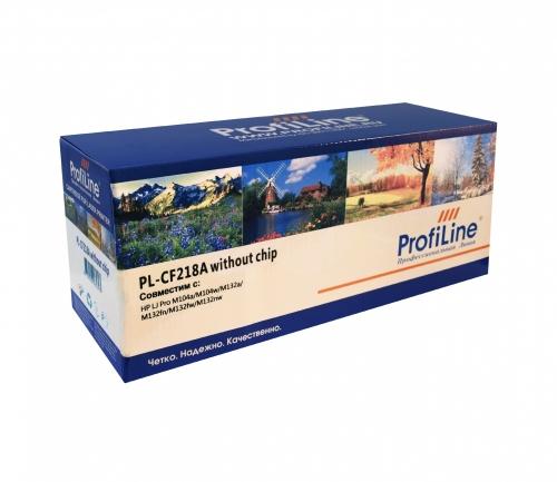 Картридж для hp laserjet pro m104a m104w m132a m132fn m132fw m132nw mfp cf218a 18a (1400 страниц) - Profiline