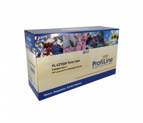 Картридж для hp laserjet pro m701a m701n m706n m435nw mfp cz192a 93a (12000 страниц) - Profiline