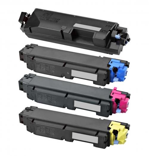 Тонер-картридж для KYOCERA ECOSYS M6030cdn M6530cdn P6130cdn TK-5140M пурпурный (5000 страниц) - Uniton