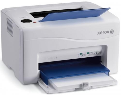 Картридж для Xerox Phaser 6000 6000B 6010 6010N WorkCentre 6015 6015BI 6015NI синий (1000 страниц) - Hi-Black