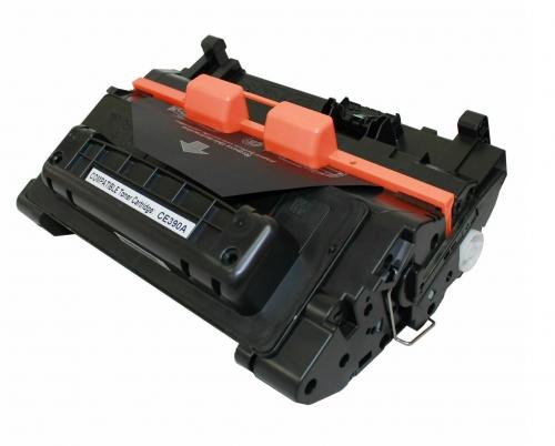 Картридж для HP LaserJet Enterprise 600 M4555 M4555h M4555fskm M601n M601dn M602n M602dn M602x M603n M603dn M603xh CE390A 90A (10000 страниц) - UNITON