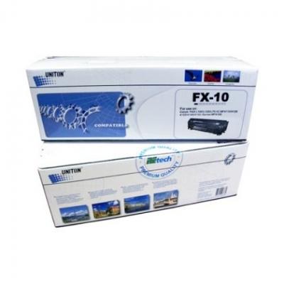 Картридж для Canon i sensys f149202 mf4010 mf4018 mf4120 mf4690 fax-l100 fax-l120 Cartridge fx-10 (2000 страниц) - Uniton