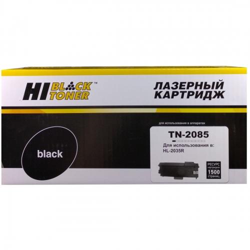 Картридж для Brother hl-2035r tn-2085 (1500 страниц) - Hi-Black