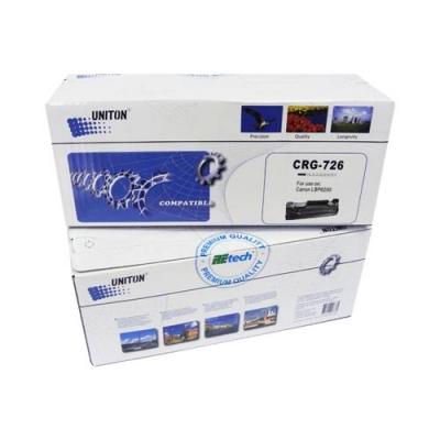 Картридж для Canon i sensys lbp6200d lbp6230dw Cartridge 726 (2100 страниц) - Uniton