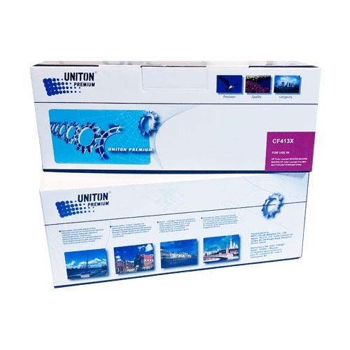 Картридж для HP LaserJet Pro Color m377dw m452dn m452nw m477fdn m477fdw MFP CF413X 410X Magenta пурпурный (5000 страниц) ЭКОНОМИЧНЫЙ - Uniton