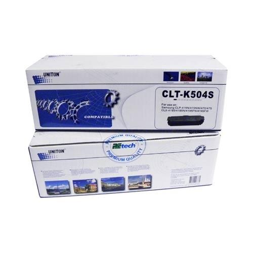 Картридж для Samsung CLP-415N CLP-415NW CLX-4195FN CLX-4195FW Xpress SL-C1810W SL-C1860FW CLT-K504S Black черный (2500 страниц) - Uniton
