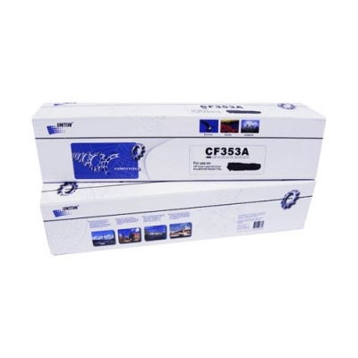 Картридж для hp color laserjet pro m176n m177fn m177fw mfp cf353a 130a magenta (1000 страниц) - Uniton