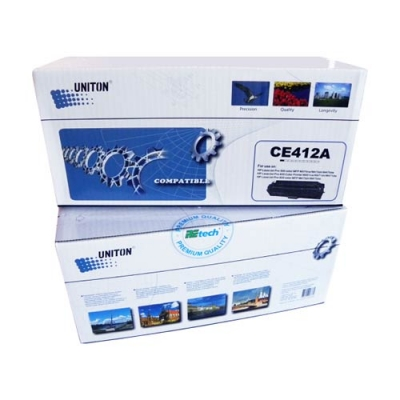 Картридж HP Color LJ PRO M351/ M451/МFP M375/М475 CE412A (305А) желт (2,6K) UNITON Premium
