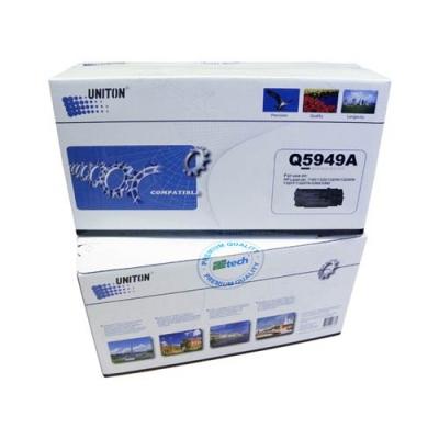 Картридж для hp laserjet 1160 1320n 1320dn 3390 3392 mfp q5949a 49a (2500 страниц) - Uniton