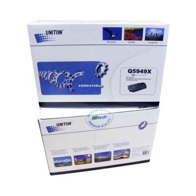 Картридж для hp laserjet 1320n 1320dn 3390 3392 mfp q5949x 49x (6000 страниц) ЭКОНОМИЧНЫЙ - Uniton