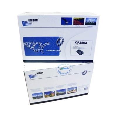 Картридж для hp laserjet pro 400 m401a m401d m401n m401dn m401dne m425dn m425dw mfp cf280x 80x (6900 страниц) - Uniton