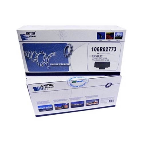 Картридж для Xerox phaser 3020 3020bi workcentre 3025 3025bi 3025ni - 106R02773 - (1500 страниц) - Uniton