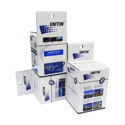 Картридж для Xerox phaser 6110 Cyan синий (1000 страниц) - Uniton