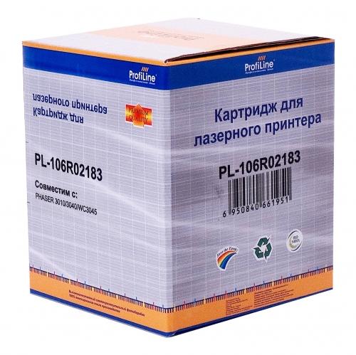 Картридж для Xerox phaser 3010 3010b 3040 3040b workcentre 3045 3045b 3045ni mfp (2300 страниц) - ProfiLine