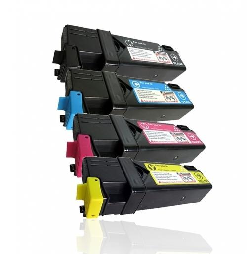 Картридж для Xerox Phaser 6130 6130N синий - 106R01282 - (2000 страниц) - Hi-Black