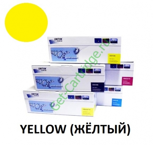 Картридж для canon i sensys lbp653cdw lbp654cx mf734cdw mf735cx Cartridge 046Y Yellow желтый (2300 страниц) - Uniton