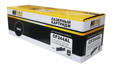 Картридж для hp laserjet pro m15a m15w m28a m28w mfp CF244XL 44A (2000 страниц) ЭКОНОМИЧНЫЙ - Hi Black