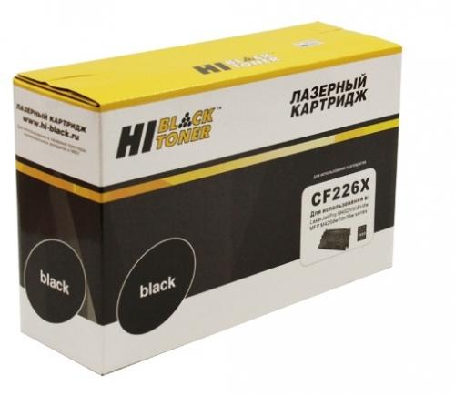 Картридж для hp laserjet pro m402n m402dn m402dw m402dne m426n m426dn m426dw m426fdn m426fdw cf226x 26x (9000 страниц) - Hi-Black