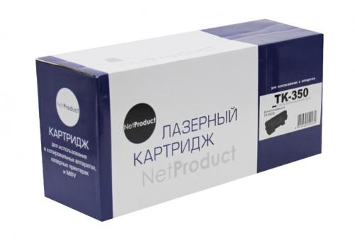Тонер-картридж для Kyocera EcoSys fs-3040mfp fs-3040mfp+ fs-3140mfp fs-3140mfp+ fs-3540mfp fs-3640mfp fs-3920 tk-350 (15000 страниц) - NetProduct