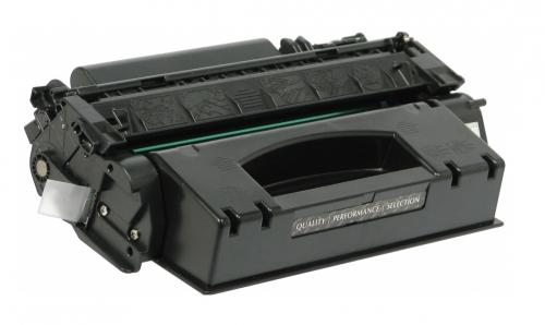 Картридж для hp laserjet p2014 p2014d p2015 p2015d p2015n p2015dn m2727nf m2727nfs mfp q7553x 53x (7000 страниц) ЭКОНОМИЧНЫЙ - Uniton