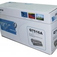 Картридж для hp laserjet 5200l 5200tn 5200dtn q7516a 16a  (12000 страниц) - Uniton