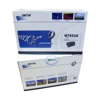 Картридж для hp laserjet p2014 p2015d p2015n p2015dn m2727nf m2727nfs mfp q7553x 53x (7000 страниц) - Uniton
