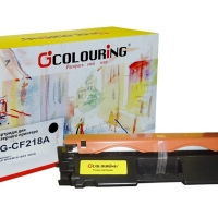 Картридж для hp laserjet pro m104a m104w m132a m132fn m132fw m132nw mfp cf218a 18a (1400 страниц) - Colouring