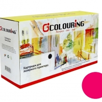 Картридж для hp laserjet pro 400 color m475dn m475dw m475nw m476dn m476dw m476nw mfp cf383a 312a magenta пурпурный (2700 страниц) - Colouring