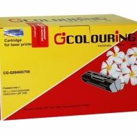 Картридж для hp laserjet 1320n 1320dn 3390 3392 mfp q5949x 49x (6000 страниц) - Colouring