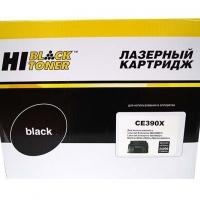 Картридж для hp laserjet Enterprise 600 m4555 m4555h m4555fskm mfp m602n m602dn m602x m603n m603dn m603xh ce390x 90x (24000 страниц) - Hi-Black