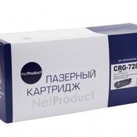 Картридж для Canon i sensys mf4400 mf4410 mf4430 mf4450 mf4550d mf4570dn mf4580dn mf4730 mf4750 mf4780w mf4870dn mf4890dw mfp Cartridge 728 (2100 страниц) - NetProduct