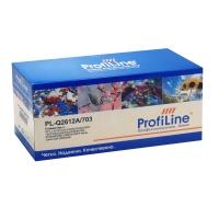 Картридж для Canon i sensys lbp2900 lbp2900b lbp3000 Cartridge 703 (2000 страниц) - ProfiLine