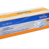 Тонер-картридж для Kyocera EcoSys fs-1028mfp fs-1128mfp fs-1300d fs-1300dn fs-1350dn tk-130 (7200 страниц) - ProfiLine