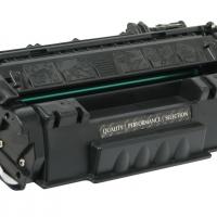 Картридж для HP LaserJet Pro 400 M401a M401d M401n M401dn M401dne MFP M425dn M425dw CF280A 80A (2700 страниц) - UNITON