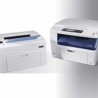 Картридж для Xerox Phaser 6020 6020BI 6022 6022NI WorkCentre 6025 6025BI 6027 6027NI синий (1000 страниц) - Hi-Black