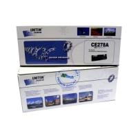 Картридж для hp laserjet pro p1560 p1566 p1600dn p1606dn p1606w m1536dnf mfp ce278a 78a (2100 страниц) - Uniton