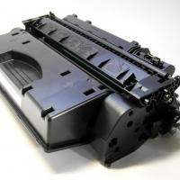 Картридж для HP LaserJet P2050 P2050d P2050dn P2055 P2055d P2055dn P2055n P2055x CE505X 05X (6500 страниц) ЭКОНОМИЧНЫЙ - UNITON
