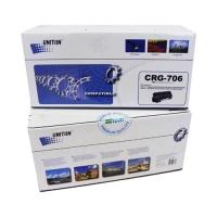 Картридж для Canon i-SENSYS MF6530 MF6540PL MF6550 MF6560PL MF6580PL LaserBase MF6560PL Cartridge 706 (5000 страниц) - UNITON