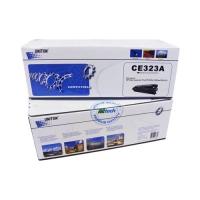 Картридж для HP Color LaserJet Pro cp1525n cp1525nw cm1415fn cm1415fnw mfp ce323a 128a magenta пурпурный (1300 страниц) - Uniton