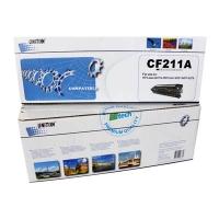 Картридж для hp laserjet pro 200 m251n m251nw m276n m276nw mfp cf211a 131a cyan синий (1800 страниц) - Uniton