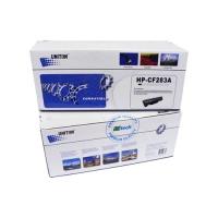 Картридж для hp laserjet pro m125a m125r m125ra m125nw m125rnw m126a m126nw m127fn m127fw m128fn m128fw m201n m201dw m225dn m225dw m225rdn m226dn m226dw mfp cf283a 83a (1500 страниц) - Uniton